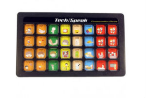 Tech/Speak 32 Message Communicator