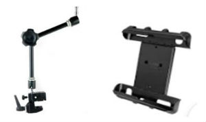 Universial Switch Mounting System with Clamp