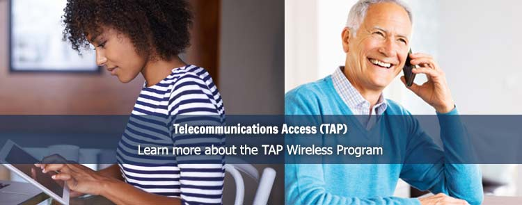 Learn more about the TAP Wireless Program
