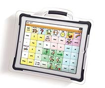 ChatWrap case with iPad