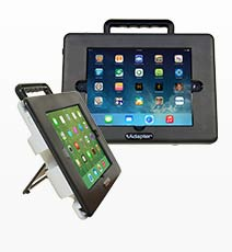 iAdapter case with iPad
