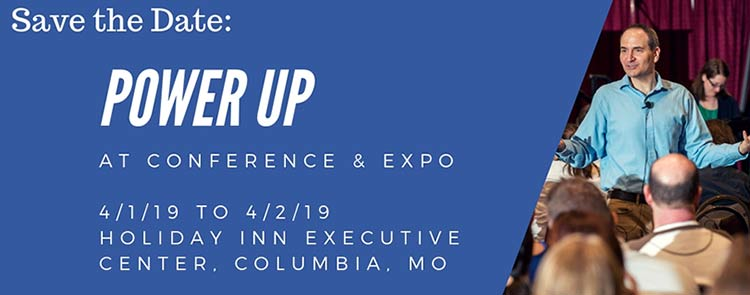 Save the Date: Power Up AT Conference & Expo